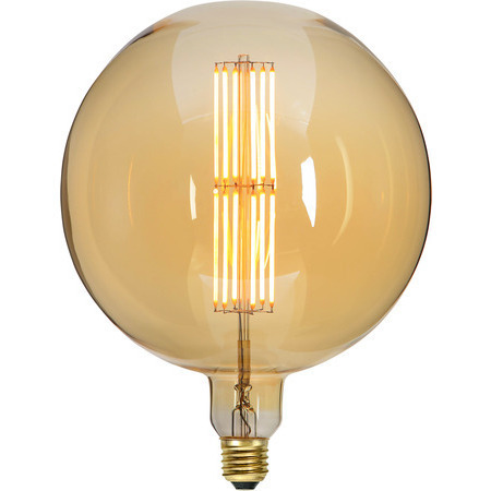 LED-lamp E27 G200 Industrial Vintage 650 Lumen 10 Watt