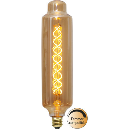 LED-lamp E27 TT75 Industrial vintage 190 Lumen 4,7 Watt