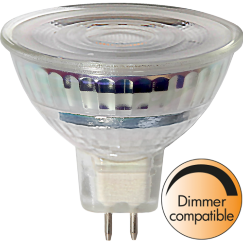 LED MR16-GU5.3 Spot 7 Watt 621 Lumen warmweiss dimmbar ( StarTrading )