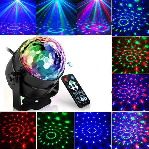 LED Disco Ball Disco Lichter Party Lichter 3 Watt